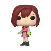 Funko POP! Kingdom Hearts 3 - Kairi w/Hood Vinyl Figure 10cm
