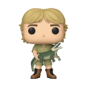 Funko POP! Crocodile Hunter - Steve Irwin Vinyl Figure 10cm