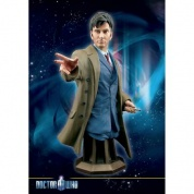Titan Merchandise - Doctor Who Masterpiece Collection: Tenth Doctor (Sound of Drums Variant) Maxi-Bust - Maxi-Bust 23cm