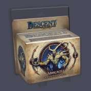 FFG - Descent 2nd Ed: Gargan Mirklace Lieutenant - EN