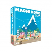 Machi Koro - 5th Anniversary Edition - EN