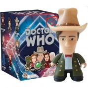 Titan Merchandise - Doctor Who TITANS: The 11th Doctor: The Good Man Collection CDU of 20 Vinyl Figures 8cm