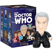 Titan Merchandise - Doctor Who TITANS: Partners in Time CDU of 18 Vinyl Figures 8cm
