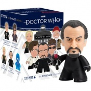 Titan Merchandise - Doctor Who TITANS: The RENEGADE Collection CDU of 18 Vinyl Figures 8cm