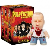 Titan Merchandise - Pulp Fiction TITANS: The Pulp Fiction Collection CDU of 18 Vinyl Figures 8cm