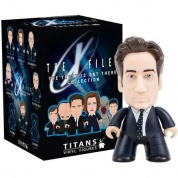 Titan Merchandise - X-Files TITANS: The Truth Is Out There Collection CDU of 20 Vinyl Figures 8cm
