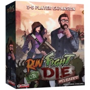Run Fight or Die Reloaded - 5-6 player expansion - EN