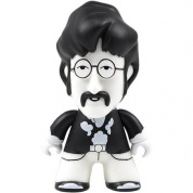 Titan Merchandise - The Beatles TITANS: Black and White John Vinyl Figure 12cm