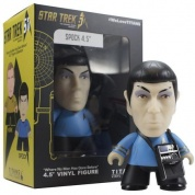 Titan Merchandise - Star Trek TITANS: The Original Series Spock Vinyl Figure 12cm