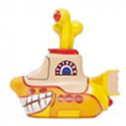 Titan Merchandise - The Beatles TITANS: Smiley Yellow Submarine Vinyl Figure 17cm