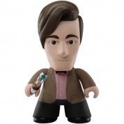 Titan Merchandise - Doctor Who TITANS: 11th Doctor Vinyl Figure 17cm