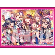 Bushiroad Sleeve Collection HG Extra Vol. 329 Poppin'Party Garupa Starlight Fes 2019 Event Exclusive Supplies