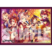 Bushiroad Sleeve Collection HG Extra Vol. 330 Afterglow Garupa Starlight Fes 2019 Event Exclusive Supplies