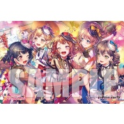Bushiroad Rubbermat Collection Extra Vol.153 Poppin'Party Garupa Starlight Fes 2019 Event Exclusive Supplies