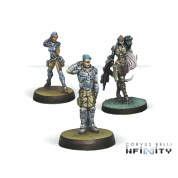 Infinity: Dire Foes Mission Pack 1: Train Rescue - EN
