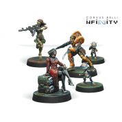 Infinity: Dire Foes Mission Pack 6: Defiant Truth - EN