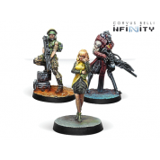 Infinity: Dire Foes Mission Pack 7: Candy Cloud - EN