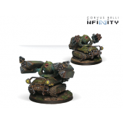Infinity: Traktor Muls. Regiment of Artillery and Support - EN