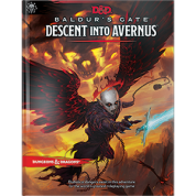 D&D Baldur's Gate: Descent into Avernus Adventure Book - EN