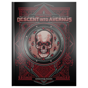 D&D Baldur's Gate: Descent into Avernus Adventure Book (Alternate Cover) - EN