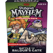 D&D Dungeon Mayhem: Battle for Baldur's Gate - EN