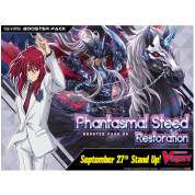 Cardfight!! Vanguard - Phantasmal Steed Restoration Booster Display (16 Packs) - EN