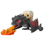 Funko POP! Rides Game of Thrones - Daenerys on Fiery Drogon Vinyl Figure
