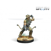 Infinity: Hardcases, 2nd Irregular Frontiersmen Battalion (Tactical Bow) - EN