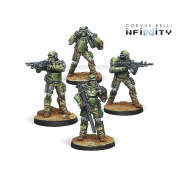 Infinity: Marauders, 5307th Ranger Unit - EN