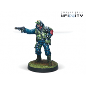 Infinity: Chasseurs (Rifle, Light Flamethrower) - EN