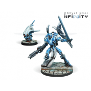 Infinity: Seraphs, Military Order Armored Cavalry - EN
