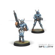 Infinity: Orc Troops (HMG/Boarding Shotgun) - EN
