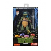 Teenage Mutant Ninja Turtles - 1990 Movie Leonardo Action Figure 18cm
