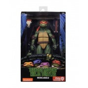 Teenage Mutant Ninja Turtles - 1990 Movie Michelangelo Action Figure 18cm