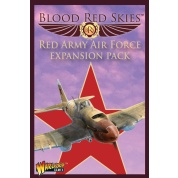 Blood Red Skies - Red Army Air Force expansion pack - EN