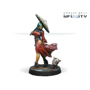 Infinity: Dragon Lady, Imperial Service Judge - EN