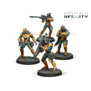 Infinity: Zhanshi (Troops of the Banner) - EN