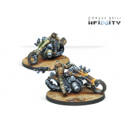 Infinity: Kum Motorized Troops - EN