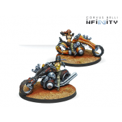 Infinity: The Nazarova Twins, Kum Enforcers - EN