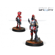 Infinity: Zoe and Pi-Well, Special Clockmakers Team (Engineer and Remote) - EN