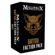 Malifaux 3rd Edition - Bayou Faction Pack - EN