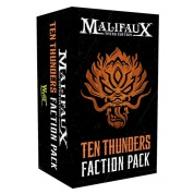 Malifaux 3rd Edition - Ten Thunders Faction Pack - EN