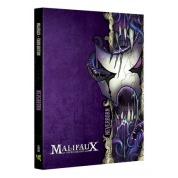 Malifaux 3rd Edition - Neverborn Faction Book - EN