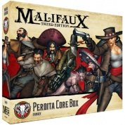 Malifaux 3rd Edition - Perdita Core Box - EN
