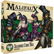 Malifaux 3rd Edition - Seamus Core Box - EN