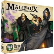 Malifaux 3rd Edition - Reva Core Box - EN