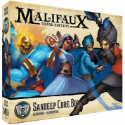 Malifaux 3rd Edition - Sandeep Core Box - EN