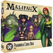 Malifaux 3rd Edition - Pandora Core Box - EN