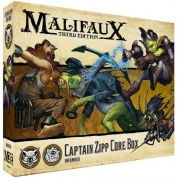 Malifaux 3rd Edition - Zipp Core Box - EN