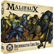Malifaux 3rd Edition - Brewmaster Core Box - EN